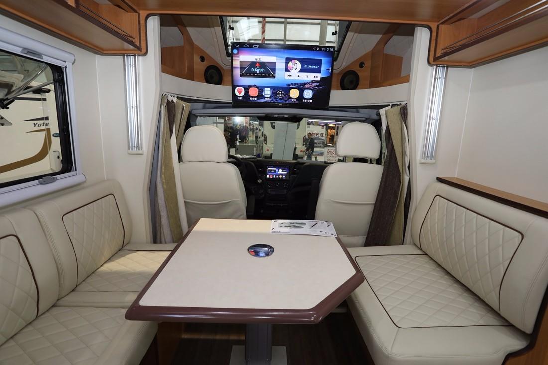 新星罗马假日系列T600 风尚款房车