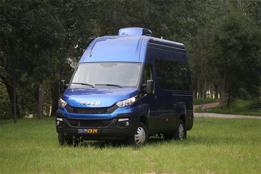 盛唐NEW DAILY B型蓝色版房车