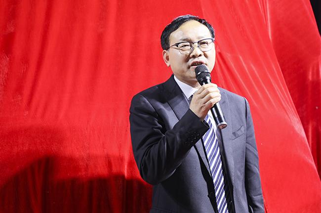 上海伟昊汽车技术股份有限公司董事长江伟年