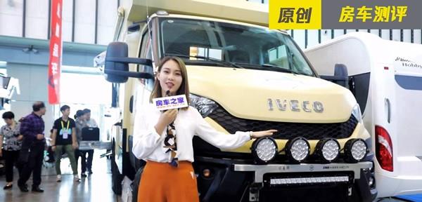 旅美进口New Daily 4X4 越野房车测评